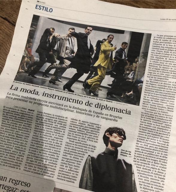 OTEYZA: la diplomacia de la moda española