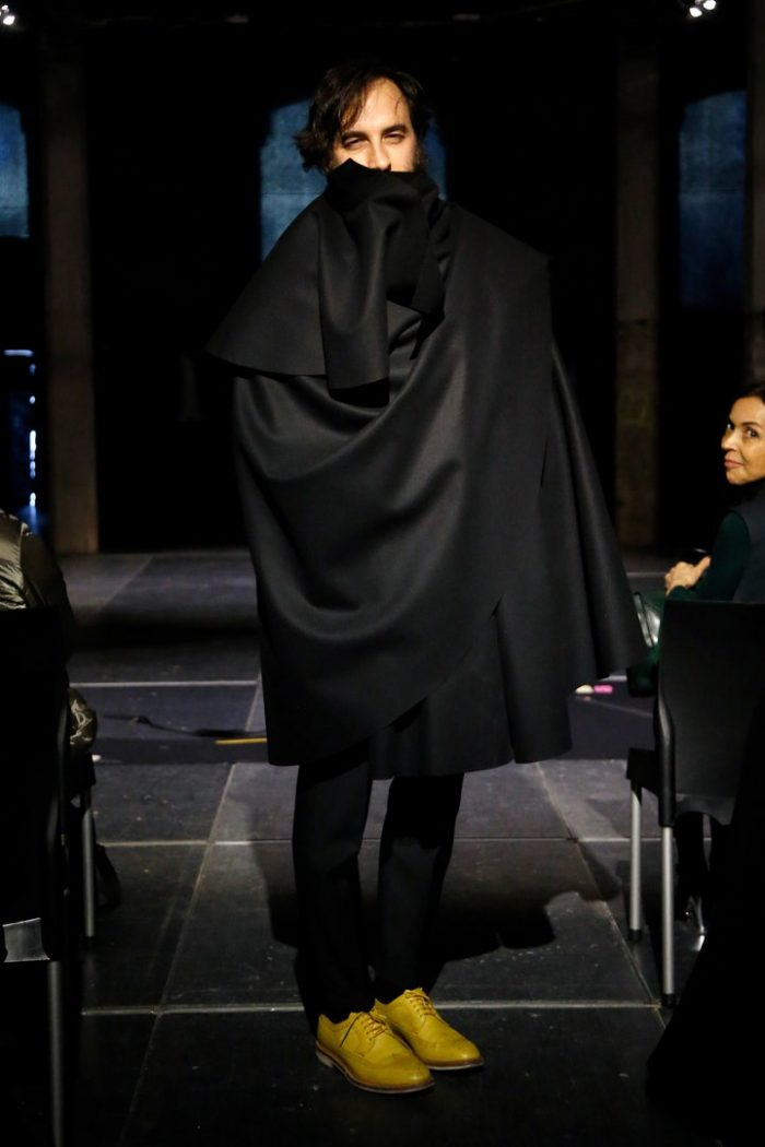 OTEYZA: el poderío del nuevo traje masculino