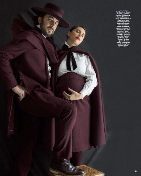 OTEYZA: la transición hacia el nuevo traje masculino