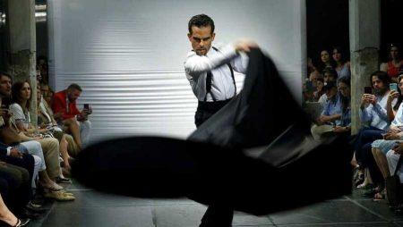 OTEYZA viste la majestuosa danza del Ballet Nacional