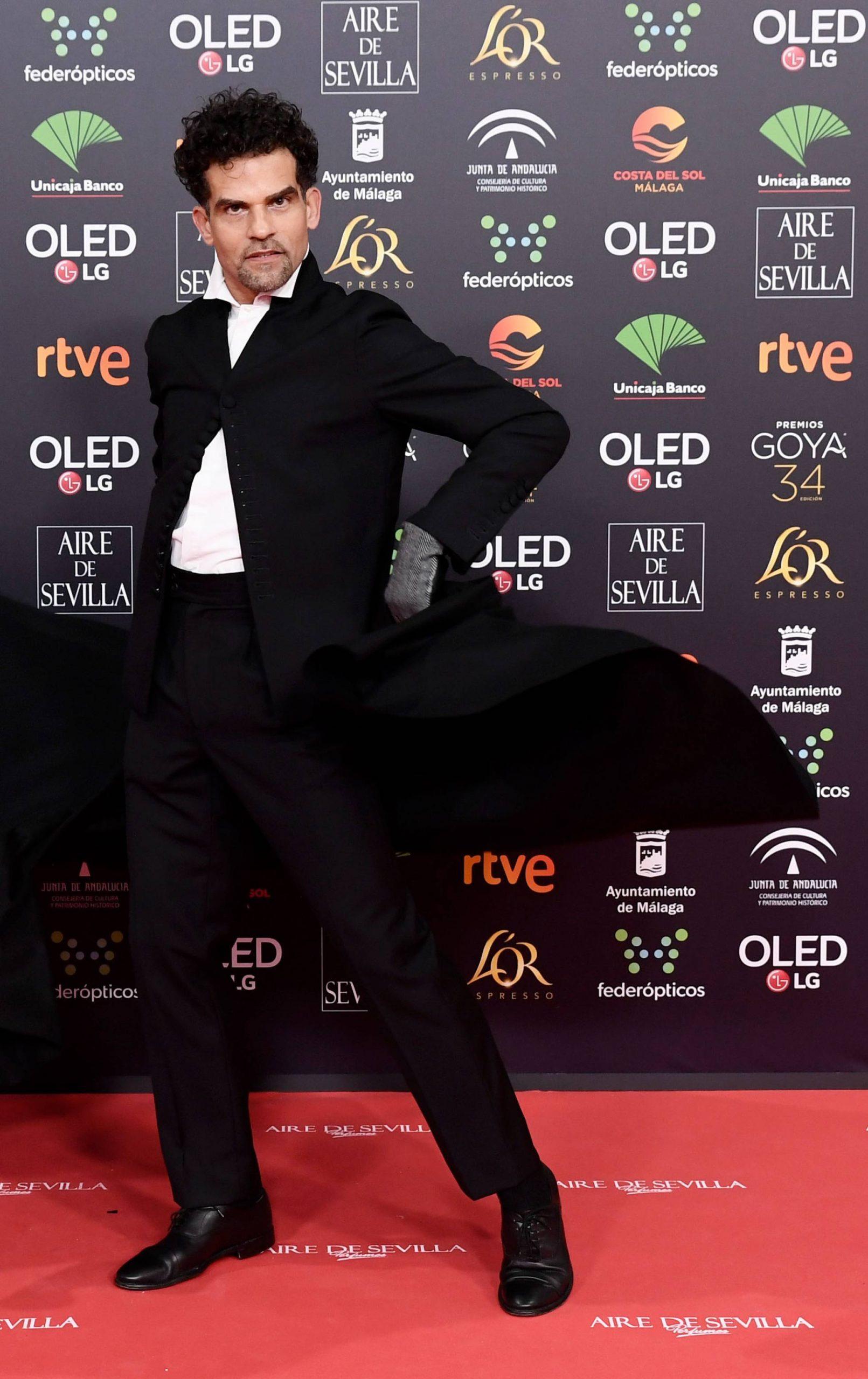 Los Premios Goya se visten de OTEYZA