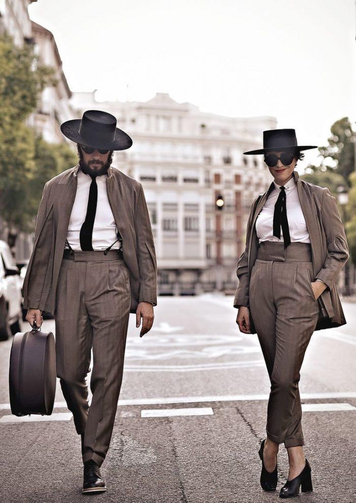 OTEYZA la bandera de la moda española masculina