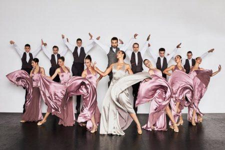 OTEYZA deslumbra en el Festival de Granada vistiendo el baile de Antonio Najarro